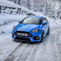 Drive: Ford Focus RS Mountune with 375 Horsepower!