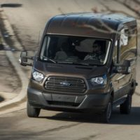 2017 Ford Transit 350 Cargo Van EcoBoost: Hauling Cargo, Quickly