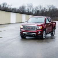2017 GMC Canyon 4×4 Tested: Quicker with New V-6