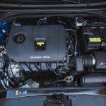 2017 Hyundai Elantra Limited 2.0-liter inline-4 engine