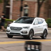 In Depth: The Spiffed-Up 2017 Hyundai Santa Fe Sport