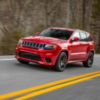 2018 Jeep Grand Cherokee Trackhawk: The 707-HP SUV