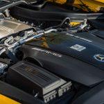 2018 Mercedes-AMG GT C Roadster twin-turbocharged 4.0-liter V-8