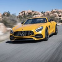 2018 Mercedes-AMG GT Roadster / GT C Roadster Driven: Beheaded But Little Changed