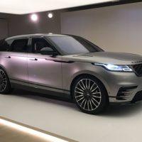 Range Rover Velar Spotted
