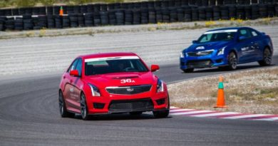 To V or Not to V? We Attend Cadillac's V-Performance Academy