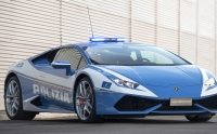 Automobili Lamborghini Delivers A New Hurac?n Polizia To The Italian Police