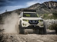 Nissan Rogue Trail Warrior Project Sets Tracks For Adventure, Makes Debut At 2017 New York International Auto Show