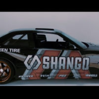 A marijuana distributor is sponsoring a Formula Drift car