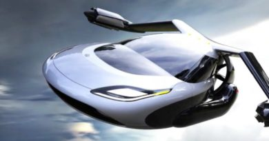 Uber promises flying taxis in Dallas by 2020