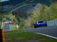 NIO EP9 Breaks The Nurburgring Nordschleife Lap Record