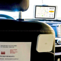 Cabs in Washington, DC are replacing meters with Square readers