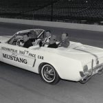 1964 Indianapolis 500 – Ford Mustang