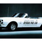 1967 Indianapolis 500 – Chevrolet Camaro SS Convertible