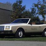 1983 Indianapolis 500 – Buick Riviera Convertible