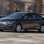 2017 Chevrolet Cruze Sedan Diesel Automatic – Instrumented Test