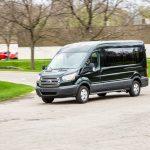 2017 Ford Transit 350 Passenger Wagon EcoBoost V-6 – Instrumented Test