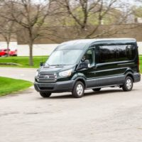 2017 Ford Transit 350 Passenger Wagon EcoBoost V-6 Tested: Big Van Moves Out