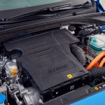 2017 Hyundai Ioniq hybrid 1.6-liter inline-4 hybrid engine
