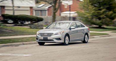 2017 Hyundai Sonata Tested in Depth: Good, but Good Enough?