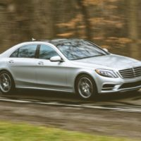 2017 Mercedes-Benz S550 4MATIC Tested: Regal Ride