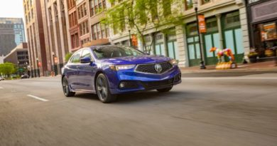 Fresh-Faced Value: 2018 Acura TLX Pricing Announced