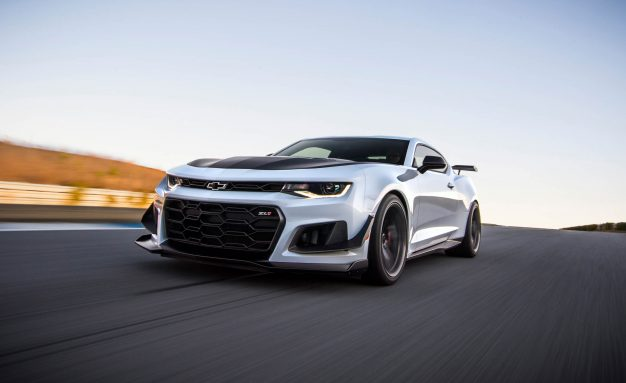 Extreme Value: 2018 Chevrolet Camaro ZL1 1LE Priced