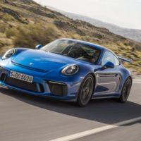 2018 Porsche 911 GT3 Driven: Real Genius