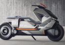 BMW shows Motorrad Concept Link zero-emissions bike