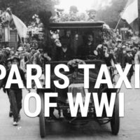 Renault taxis of WWI | The Exposition