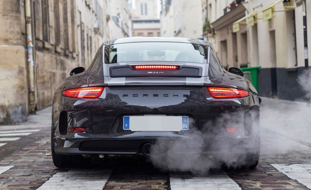 More Software Trickery: Porsche under Investigation for Emissions Cheating