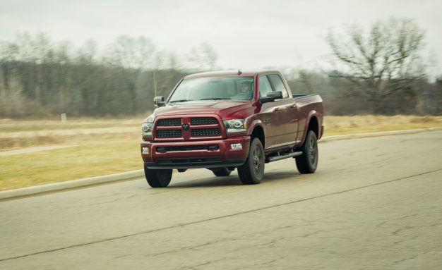 We Test the Prehistoric 2017 Ram HD in Depth before It Becomes a Fossil