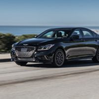 2018 Genesis G80 Sport with a Twin-Turbo V-6 Driven!