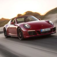2018 Porsche 911 Targa 4 GTS: The High-Country Sports Car