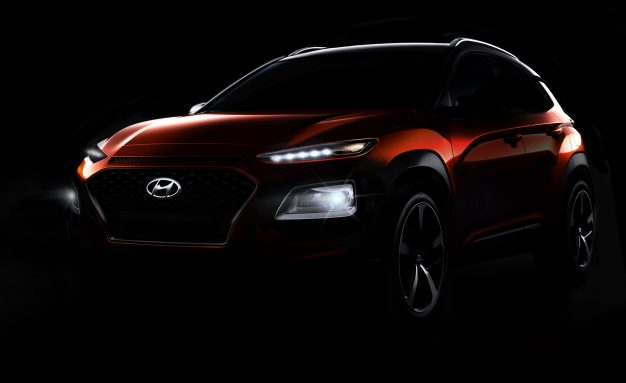 Kona! Kona! Kona! This New Hyundai Crossover Is Headed Our Way in 2018