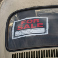 All You Need To Know About Selling a Car Yourself