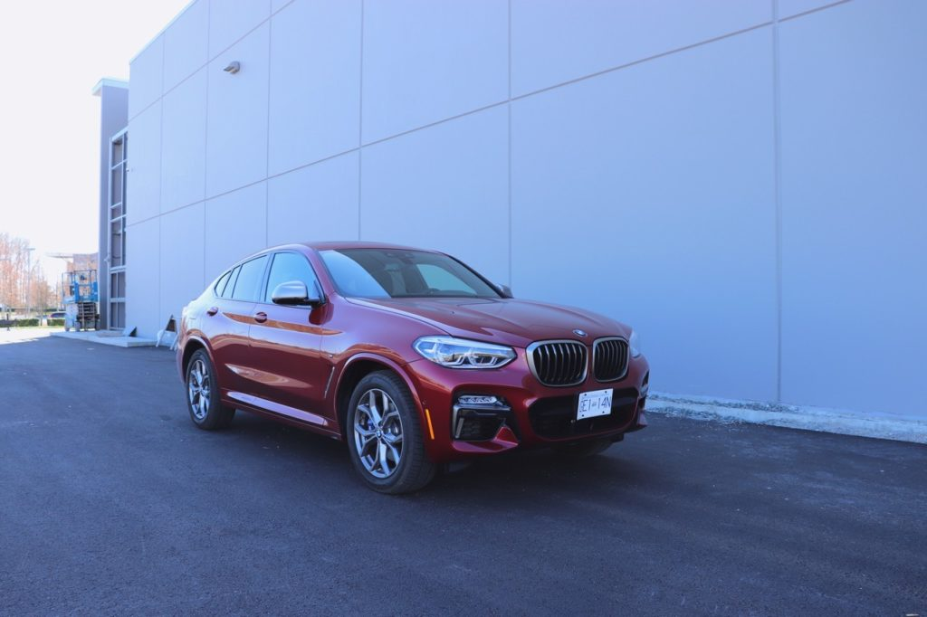 The All-New 2019 BMW X4 – Test Drive – BangaStang
