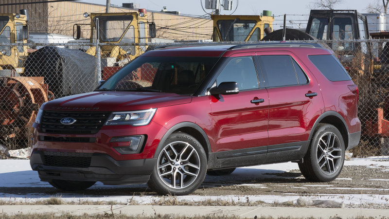 2016 Ford Explorer Sport Review W Video