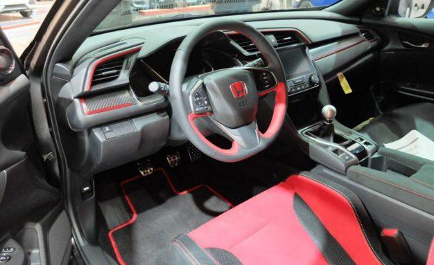 Honda Type R Interior